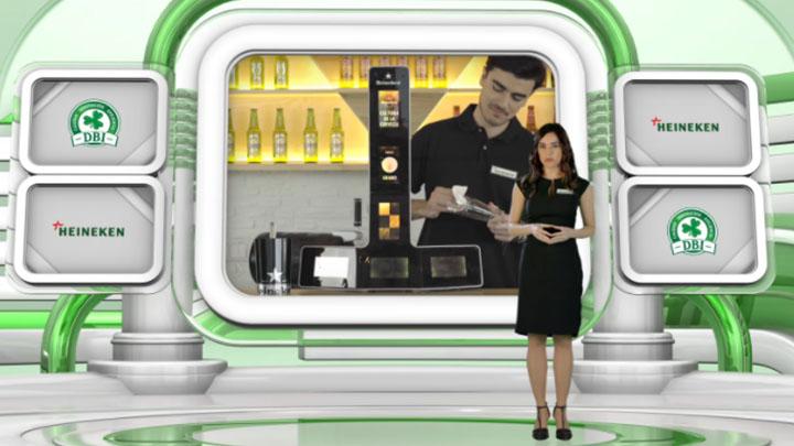 Heineken _ Ibeer Matrix